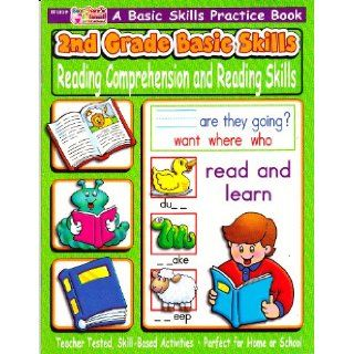 2nd Grade Basic Skills: Reading Comprehension and Reading Skills (TD 1319) (Basic Skills Practice Books): Aaron Levy; Kelley Wingate Levy, Karen Sevaly: 9781578820948:  Children's Books