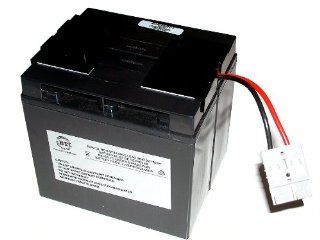 BTI RBC7 replacement battery for APC UPS Sua1500: Electronics