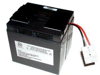 BTI RBC7 replacement battery for APC UPS Sua1500: Electronics