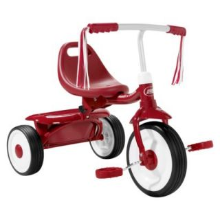 Radio Flyer Kids Fold 2 Go Trike   Red