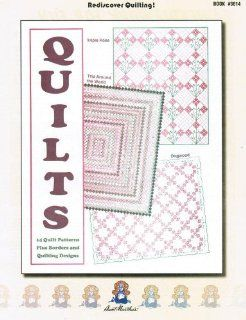 Aunt Martha's Quilts   14 Quilt Patterns Plus Borders & Quilting Designs