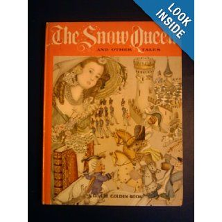 The Snow Queen and Other Tales  A Selection of Traditional Russian Fairy Tales Andre Bay, Marie Ponsot, Adrienne Segur Books
