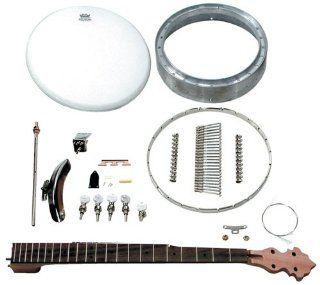 Saga OK 2 Openback banjo Kit   Make your own Musical Instruments