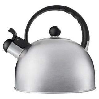 Copco Tucker Tea Kettle   Brushed Stainless Steel