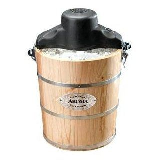 Aroma AIC 204EM 4 qt Ice Cream Maker