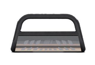 Dodge Ram 3500 Pickup 2010 11 Dodge Ram 3500 Crew Cab Bull Bar 3Inch With Stainless Skid Grille Guards & Bull Bars Stainless Products Performance Automotive