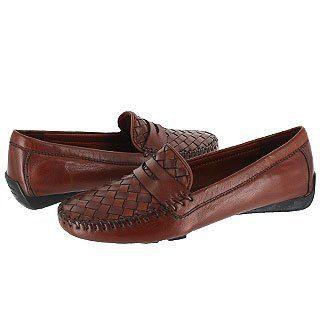 Robert Zur Women's Petra Vintage Luggage True Glove: Shoes