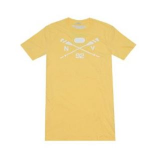 Abercrombie & Fitch Men Muscle Fit Short Sleeve T shirt (S, Yellow) at  Men�s Clothing store