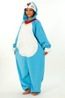 Fleece costume Doraemon (japan import): Toys & Games