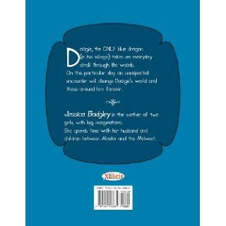 Doogie the Blue Dragon Jessica N. Badgley 9781469143385  Kids' Books