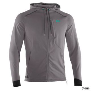 Under Armour Mens Poseidon Full Zip Storm Hoodie 695153