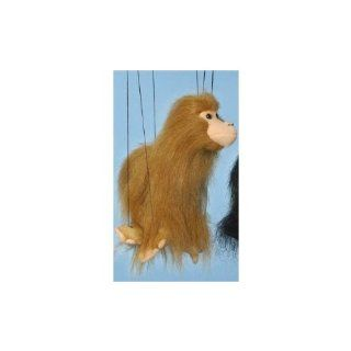 Monkey (Monkey) Small Marionette: Toys & Games