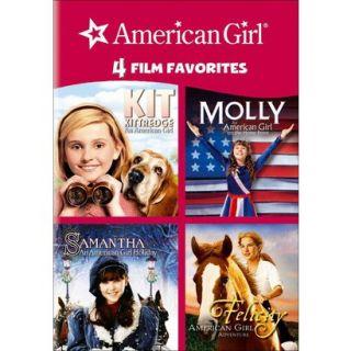 4 Kid Favorites American Girl (Widescreen)