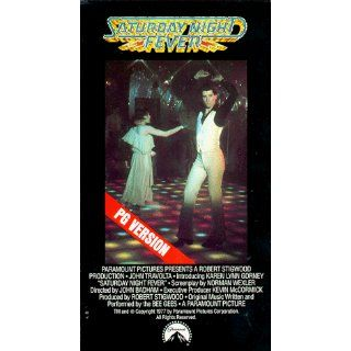 Saturday Night Fever, PG version [VHS] John Travolta, Karen Lynn Gorney, Barry Miller, Joseph Cali, Paul Pape, Donna Pescow, Bruce Ornstein, Julie Bovasso, Martin Shakar, Sam Coppola, Nina Hansen, Lisa Peluso, John Badham Movies & TV