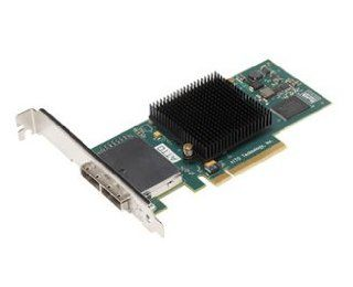 ATTO SAS H380 Low Profile 8 External Port SAS PCIe Host Adapter: Computers & Accessories