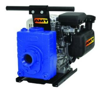 """AMT Pump 382A 99 Engine Driven AG/Dewatering Pump with Honda GC160 Engine, Polypropylene, 5 HP, Curve D, 2"""" NPT Female Suction & Discharge Ports Industrial Pumps Industrial & Scientific"""