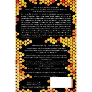 The Beekeeper's Apprentice or, On the Segregation of the Queen (Mary Russell Novels) Laurie R. King 9780312427368 Books