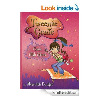 Tweenie Genie: Genie High School eBook: Meredith Badger: Kindle Store
