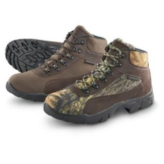 Men's Guide Gear Trail Trekker Hikers Mossy Oak: Hiking Boots: Shoes