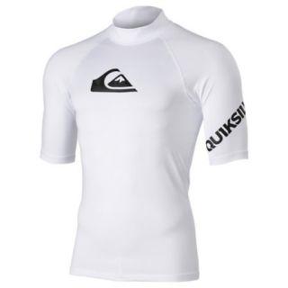 Quiksilver Short Sleeve All Time Surf Shirt 714155