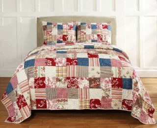 Be You Tiful Home Arianna Quilt Set, Twin   Amity Home Quilt