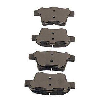 OE replacement after the platinum high end ceramic brake pad set to mercury Montego. 2005 2007