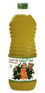 Oued Souss Moroccan Olive Oil 2lt  Grocery & Gourmet Food