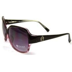 Etienne Aigner Womens Ea Sahara Plastic Fashion Sunglasses