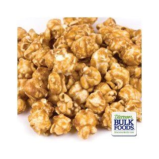 Caramel Coated Popcorn From Grandma Babs   15lb Case  Popped Popcorn  Grocery & Gourmet Food