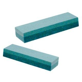 Dual Grit Aluminum Oxide Sharpening   Honing Stone   Sharpening Stone Knives Coarse