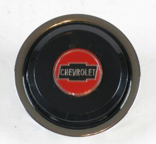 Nardi Steering Wheel Horn Button   Single Contact   Chevrolet (Chevy)   Fits Nardi Classic and Deep Corn Steering Wheels   Part # 4041.01.0203+4041.03.2483: Automotive