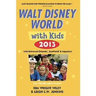 Fodors 2013 Walt Disney World With Kids (Paperb