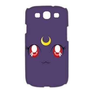 Custom Sailor Moon 3D Cover Case for Samsung Galaxy S3 III i9300 LSM 3079: Cell Phones & Accessories