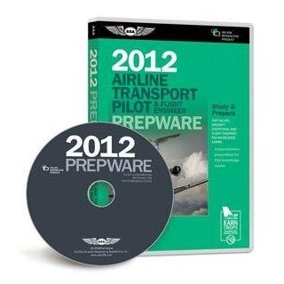 ASA 2012 ATP/Flight Engineer Prepware Software on CD: Software