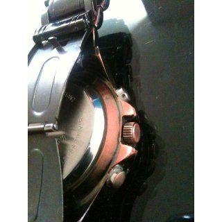 U.S. Polo Assn. Sport Men's US8170 Black and Gunmetal Ana Digi Bracelet Watch at  Men's Watch store.