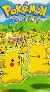 Pokemon   Pikachu Party (Vol. 12) [VHS]: Unsh� Ishizuka, Rica Matsumoto, Ikue �tani, Megumi Hayashibara, Mayumi Iizuka, Inuko Inuyama, Shin'ichir� Miki, Y�ji Ueda, Satomi Koorogi, K�ichi Sakaguchi, Rikako Aikawa, Mika Kanai, Kunihiko Yuyama, Masamitsu