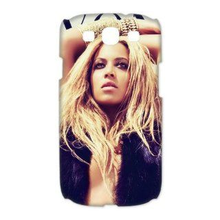 Custom Beyonce 3D Cover Case for Samsung Galaxy S3 III i9300 LSM 442: Cell Phones & Accessories