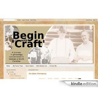 Begin with Craft Kindle Store: Valerie C