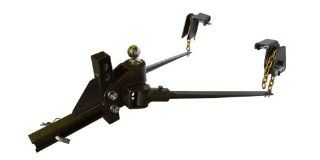 Blue Ox BXW0550 SWAYPRO Weight Distributing Hitch 550lb Tongue Weight for Standard Coupler with Clamp On Latches: Automotive