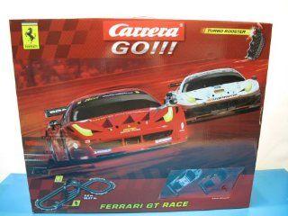 Carrera Go Ferrari GT Race Slot Car Racing Set Toys & Games