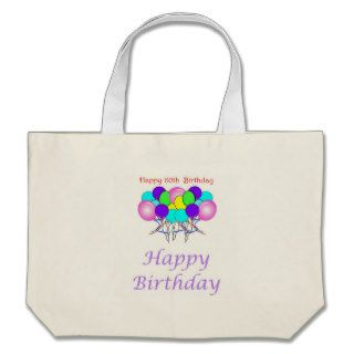Happy 60th Birthday Gift Bag