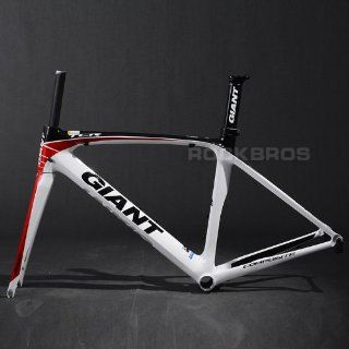 Giant TCR Composite Carbon Frame Set 700C Road Bike Frame Size S 465mm New : Sports & Outdoors