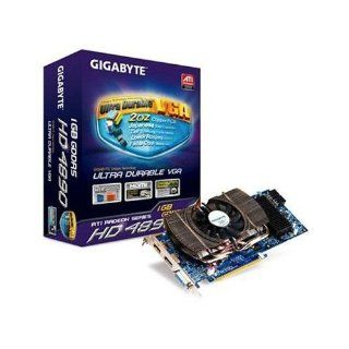 Gigabyte ATI Radeon HD4890 1 GB DDR5 PCI Express Video Card GV R489OC 1GD: Electronics