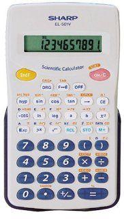 Sharp(R) EL 501VB Scientific Calculator  Electronics