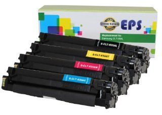 EPS Replacement Samsung CLP 680ND Color Set (CLT 506L) Black, Cyan, Magenta, Yellow Electronics