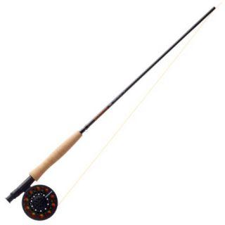 Redington Topo Fly Fishing Outfit 90 5 wt. 4 pc. 747501