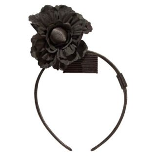 Gimme Clips Brights Shadow Hair Band   Brown