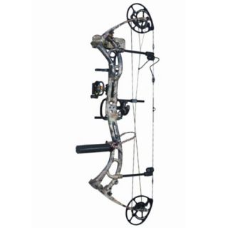 Bear Archery Effect Ready To Hunt Bow Package LH 28 60 lbs. Realtree APG 764292