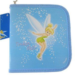 Disney Princess Fairies Tinkerbell Cd Case Holder Wallet Toys & Games