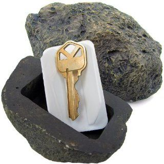 Hide a Spare Key Fake Rock   Hidden Safe